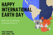 Earth Day at Cantina Sociale