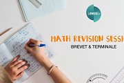 Math Revision Session for Bac and Brevet with Synkers