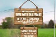 Spring Family BBQ at Golf Club of Lebanon