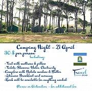 Camping Night - 21 APR