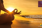 Sunset Yoga Event at Kempinski Summerland