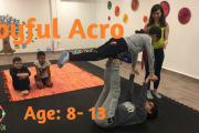 Joyful Acro at Hands-On