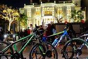 La Nuit Des Musées À Vélo!