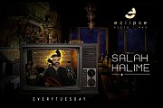 Salah Halime every Tuesday at Eclipse Beirut