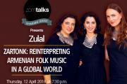 ZomTalks - Zulal Folk Trio