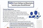 Sales Workshop at IABC Center