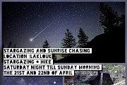 Stargazing and Sunrise Chasing with Lebanese Nomads