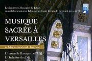 Musique Sacrée à Versailles