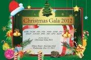 Christmas Gala Dinner - USJ faculties