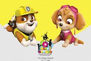 Meet & Greet Rubble and Skye from Paw Patrol