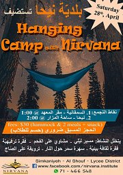 Hanging Camp with Nirvana