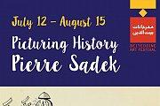 PICTURING HISTORY - PIERRE SADEK, THE ART OF CARICATURE - Part of Beiteddine Art Festival 2018