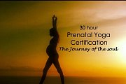 Prenatal Yoga Certification Intensive