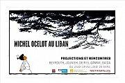 Michel Ocelot au Liban