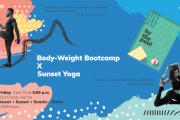 Body-Weight Bootcamp X Sunset Yoga