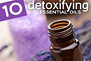 Aromatherapy for Spring Cleaning & Detox