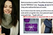 Knitting Classes with Hera Eid