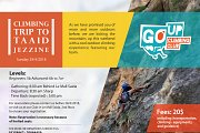 "Climbing Trip to ""Taaid - Jezzine"" this Sunday"
