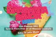 Margarita Savor Night