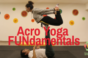 Acro Yoga FUNdamentals Workshop