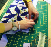 Patchwork and Quilting with Alwan Salma