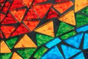 Mosaics with Alwan Salma