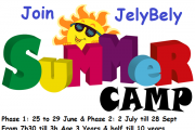 Jelybely Summer Camp