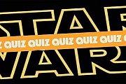 Star Wars Quiz Night