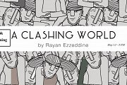 Book Signing - A Clashing World