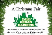 Christmas Fair at Urban Garden