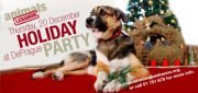 Holiday Party at De Prague with Animals Lebanon