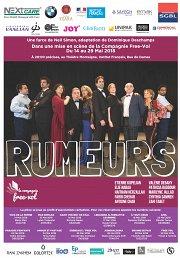 RUMEURS - Une Comedie Présentée par Free-Vol