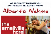 Painting Exhibition with Alberto Nehme