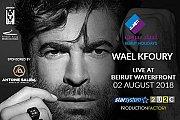 Wael Kfoury at Beirut Holidays
