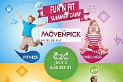 Summer Camp at Movenpick Hotel Beirut