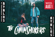 The Chainsmokers at Byblos International Festival
