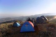 Movable Camp with Dale Corazon at 'L'étoile des Cèdres'
