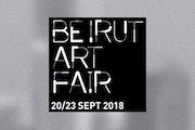 BEIRUT ART FAIR 2018