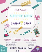 Champ1camp Summer Camp