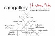 Christmas Picks Exhibition at Smogallery