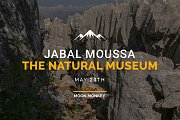 Jabal Moussa | The Natural Museum with Moon Monkey