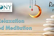 Group Relaxation & Guided Meditation