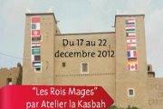 """""""Les Rois Mages"""" par Atelier La Kasbah - Exposition Collective avec 25 peintres internationaux de 9 pays!"""
