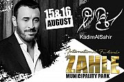 Kadim Al Sahir at International Festival of Zahle