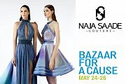 Bazaar For a Cause with Naja Saade - CHANCE Association
