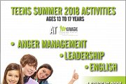 Teens Summer Camp at Upgrade Training Center