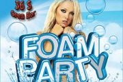 THE SHOW DOWN FOAM PARTY