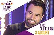 Assi El Hellani at Tyre International Festival