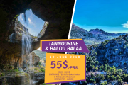 A Day in Tannourine with Land Miles Travel