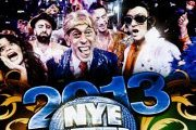NYE 2013 After Party with Comedy Night at PlayRoom